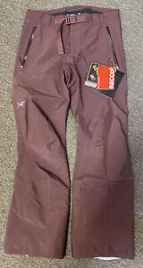 ARC'TERYX Sabre LT Men's Pants Medium Flux $449 Gore-Tex Ski/Snowboard NEW