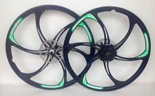 Disc Brake 8 Speed Universal Bicycle Wheelset (Fronts&Rear)s