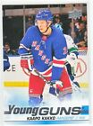 Top 10 Upper Deck Hockey Young Guns Rookie Cards 101