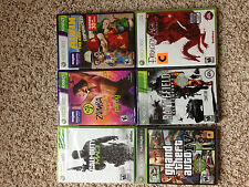 Xbox 360 games Lot Of 7 games