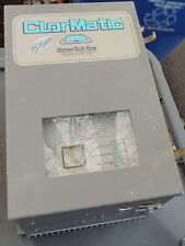 Clormatic II Commercial Plus Chlorine Power Supply Pool Part