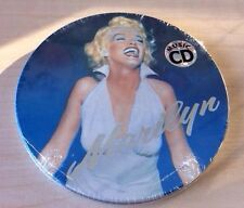 Cool Marilyn Monroe Music Cd In Collectors Tin ~ Brisa Entertainment Germany