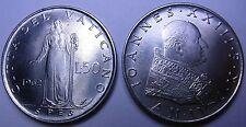 VATICANO GIOVANNI XXIII  50 Lire 1962 FDC ( UNC )