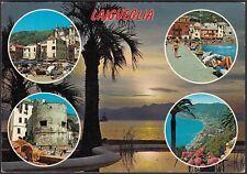 AA5547 Savona - Provincia - Laigueglia - Vedute - Cartolina postale - Postcard