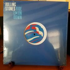 """ROLLING STONES-10"""" SINGLE ULTRA RARE-RIDE 'UM DOWN-SEALED-ONE OF 3000"""
