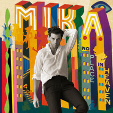 Mika No Place in Heaven CD - Release June 2015