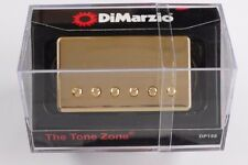DiMarzio Regular Spaced Tone Zone Bridge Humbucker W/Gold Cover DP 155