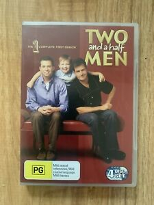 Two And A Half Men : Season 1 (DVD)