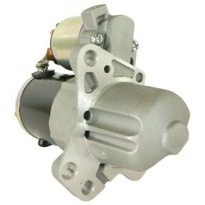 Starter For Buick Enclave, Lacrosse, Cadillac SRX 3.0L 2008-2011 17997; SMT0330