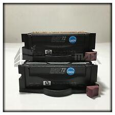 2x HP StorageWorks DAT72 Hot Pluggable Ultra320 SCSI Tape Drive Q1529A
