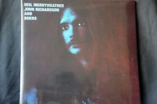 "Neil Merryweather John Richardson And Boers Blues Psych  12"" vinyl LP New/Sealed"