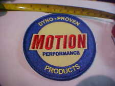 motion performance sew on patch