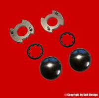 2x Scheiben 2x Kappen passt bei Bugaboo Cameleon 3 Komplettset  Modell 3