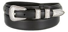 5664 Men's Western Oil Tanned Genuine Leather Durable Casual Jean Ranger Belt