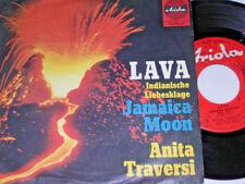 "7"" - Anita Traversi Lava & Jamaica Moon-Ariola # 5899"