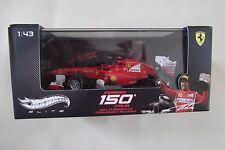 1:43 Hot Wheels Elite Ferrari F150 Italia 2011Turkish GP Fernando Alonso