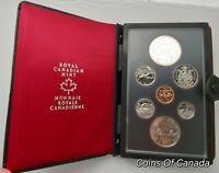 1978 Canada 7 Coin Prestige Silver Dollar Specimen Set ORIGINAL! #coinsofcanada