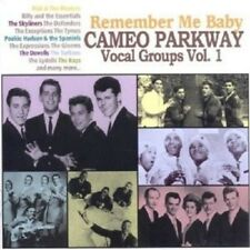 REMEMBER ME BABY-CAMEO PARKWAY VOCAL GROUPS VOL.  CD NEU
