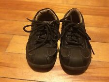 STRIDE RITE Infant Boys Shoes CHASE Brown Leather Suede SIZE 7W