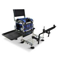 Koala Products® KS7 Drawer Seat Box, Back Rest, Footplate, Spray Bar & Side Tray