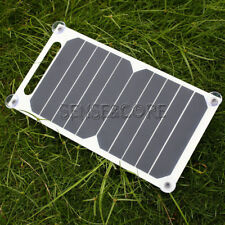 10W 5V Portable Solar Power Panel Charger For Samsung IPhone Tablet Pad