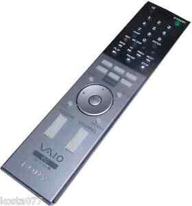 Sony VAIO PC RM-VC10U IR Remote Control for Sony VAIO Laptop