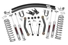 "1984-2001 Jeep Cherokee XJ 4.5"" Lift Kit w/N2.0 Shocks"