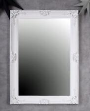 Miroir Ancien Mural Baroque de Sale Bain Style Maison Campagne Décoration
