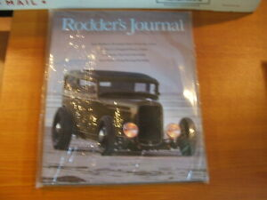 Rodder's Journal # 58 Still Sealed In Original Plastic Mailing Bag