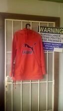 PUMA hoodie fit womens size 14 red black & silver great sytle & design bnwots