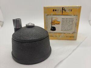 Vintage Dietzgen No. 3230 SharPoint Mechanical-Pencil Pointer Pencil Sharpener