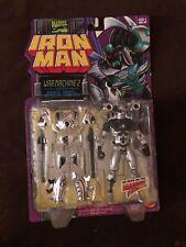 War Machine 2 Iron Man Action Figure Marvel Comics ToyBiz 1995