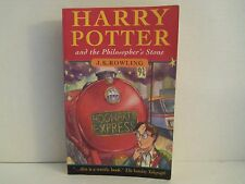 Harry Potter and the Philosopher's Stone 1997 Pb First Edition 1st/7th Printing