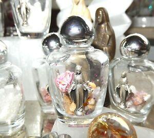 Maria ♥ Marien Altar ♥ Rosenblüte, Weihrauch, Göttin, Madonna Heilige, Flakon