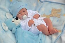 PJs Peek A Boo ❤ BERENGUER LA NEWBORN REALISTIC BABY BOY DOLL FOR REBORN /PLAY