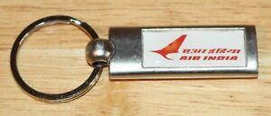 Air India Metal Keyring