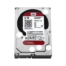 Western Digital Red Nas 6TB,Intern,5400RPM (WD60EFRX) NAS (Network Attached Storage)