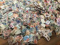 Peru Stamps vintage to modern 200 stamps off paper FREE uk POSTAGE