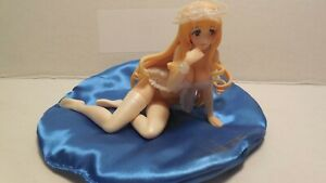 """One Piece Sexy Girl ON PILLOW Figurine PVC 6"""" Figure Collectible Model"""