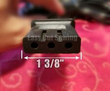Brother Foot Control Pedal Complete  Sewing Machine part# J00360051  Serger