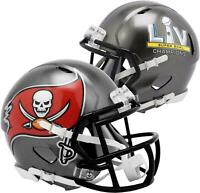 Tampa Bay Buccaneers Super Bowl LV Champs Mini Helmet