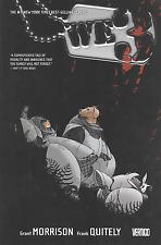WE3 by Grant Morrison & Frank Quitely 2013 TPB  DC Vertigo Comics