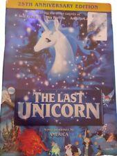 Last Unicorn (1982) DVD Arthur Rankin(DIR) 1982