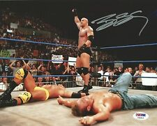 Bill Goldberg Signed 8x10 Photo PSA/DNA COA WWE WCW Wrestling Picture Autograph