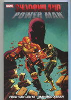 Shadow And Power Man   New Trade Paperback TPB Graphic Novel