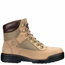 """Timberland 6"""" Inch Field Boots - Men's Size 11.5 - Beige - A1NZK257"""