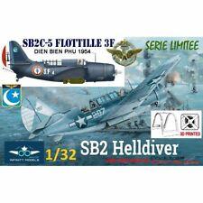Infinity Models INFI01F INFINITY MODELS 01F - Helldiver SB2C5 Aeronavale Indochi