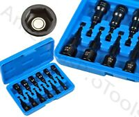 Nut Setter Magnetic Nut setter SAE And MM 12PC Set