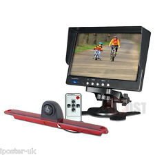 """7"""" TFT LCD Monitor with Mercedes Sprinter Reversing CCD Camera Kit 2007 - 2016"""