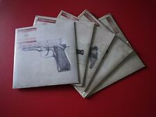 "My Chemical Romance Conventional Weapons Vol.1-5  7"" [Vinyl] NEW OUT OF PRINT"